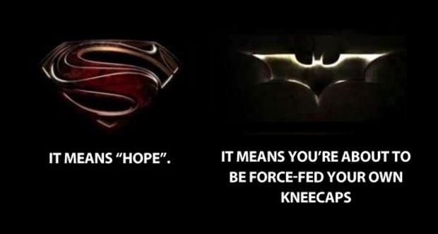 Superman/Batman. Aaaand this is why I wanted to be Batman growing up.