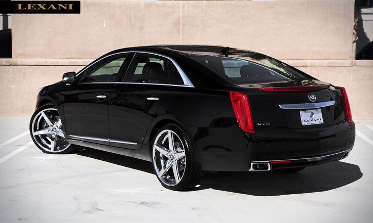 2013 Cadillac XTS with 22