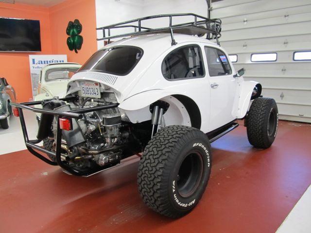 Impressive Build: 1970 Volkswagen Baja Bug, via BAT
