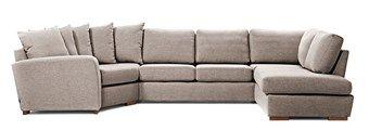 Friday - 2-sits soffa med cosy hörn och divan | Mio