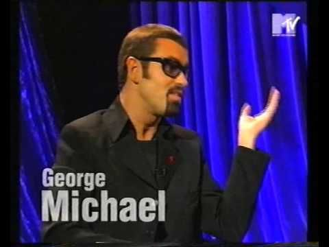 George Michael Older (Interview with John Norris) 1996 MTV Special - YouTube