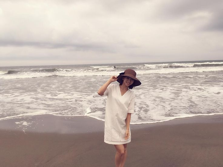 日本の海も好きだなぁ。 . #sea #海  #Aki_Takajo #高城亜樹