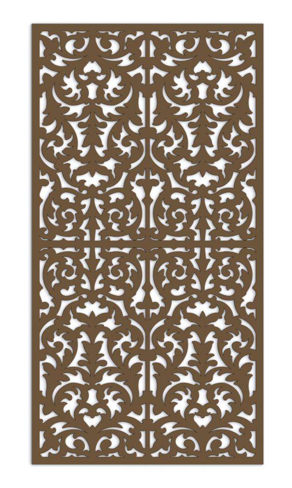 Fretwork panels moroccan fretwork mdf screen select size for Interior jali designs