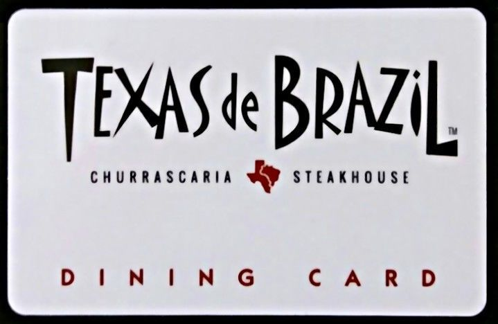 #Coupons #GiftCards $50 Texas de Brazil Brazilian Steakhouse Gift Card. Quick, Free Shipping! #Coupons #GiftCards