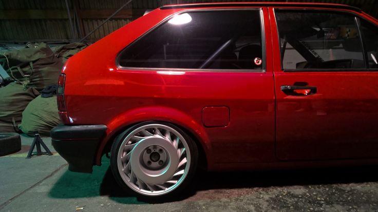 VW polo 86c 1.8t 20V /// Driiive.com/denisga44
