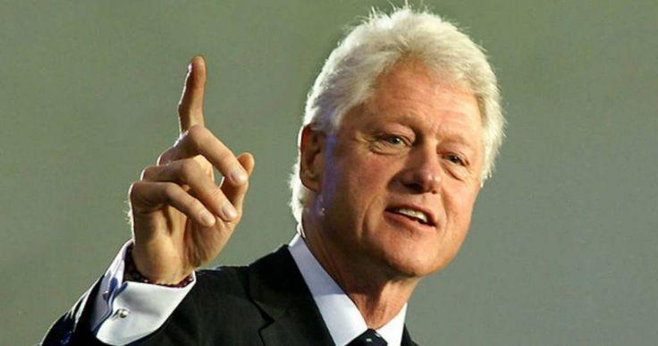 Bill Clinton's Loves