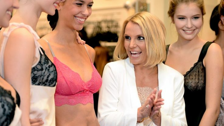 Britney Spears says she is sending Kate Middleton her Intimate Britney Spears lingerie line. Awesome!