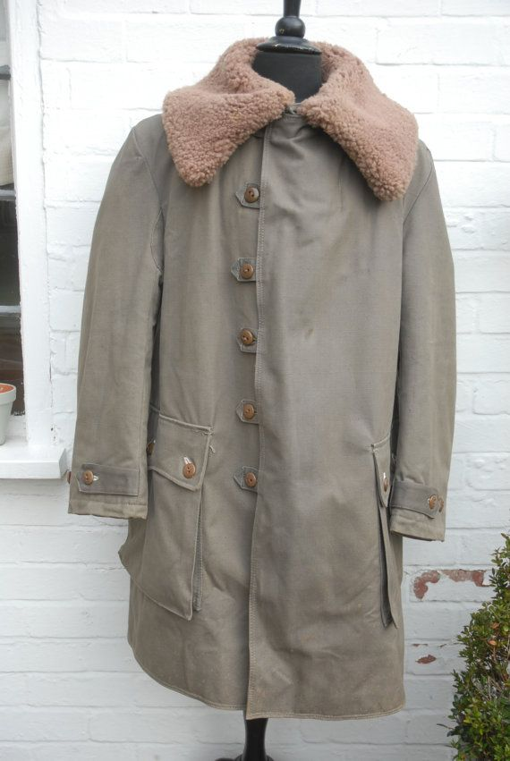 Vintage Swedish M1909 Extreme Cold Weather by forgedironvintage