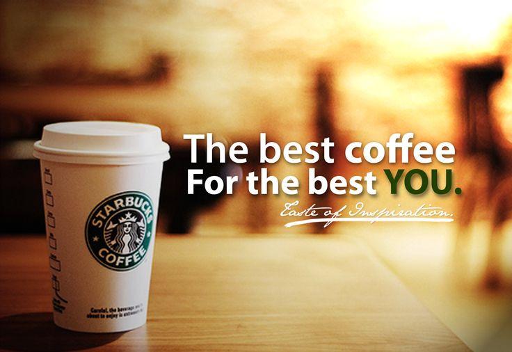 starbucks -my favourite is a skinny latte