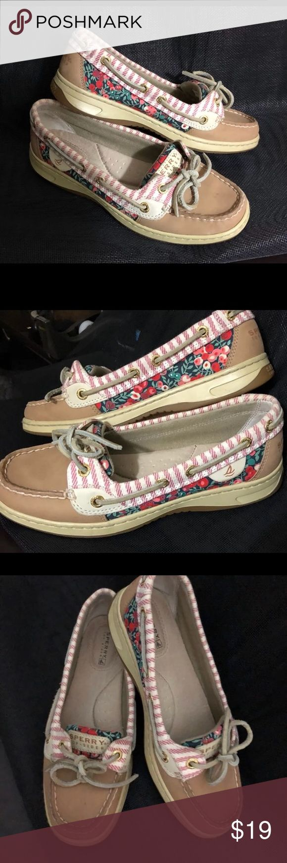 Sperry topsiders women's size 6 Sperry topsiders women's size 6 Sperry Top-Sider Shoes