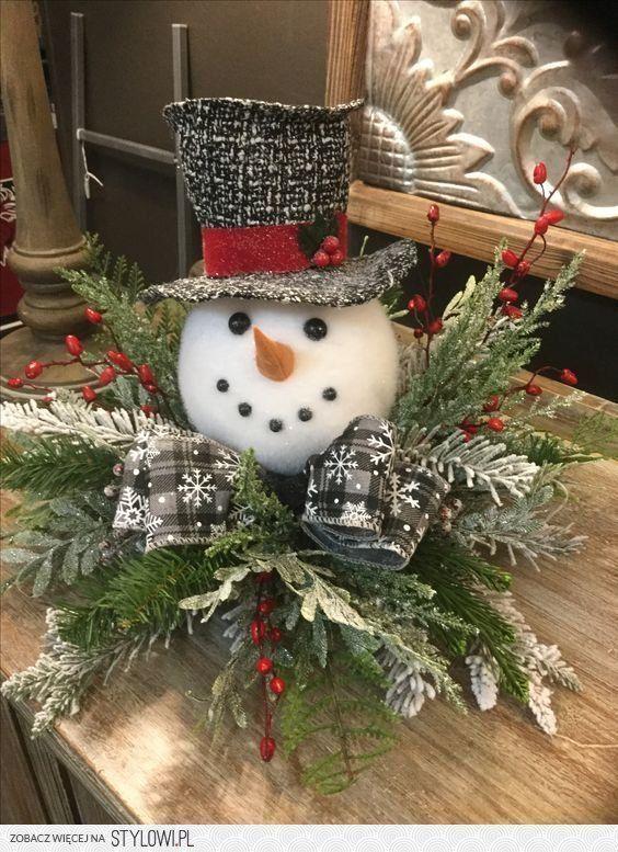 8 Centros de mesa navideños que harán que tu casa sea la envidia de los demás – 10 Ideas
