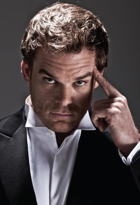 Michael C. Hall  LOVE HIS SHOW DEXTER :):)