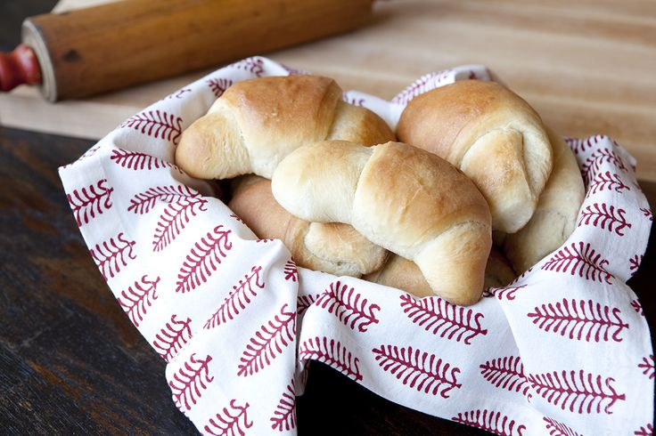 Freezer Crescent Roll Dough! Step by Step Recipe that is Perfect for the Holidays or for Dinner tonight.