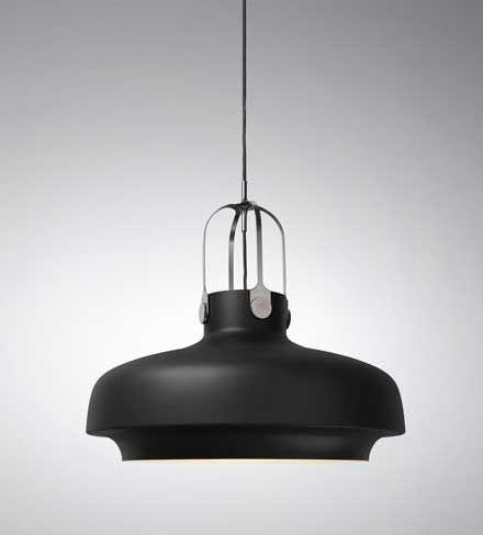 Copenhagen pendant er fra &tradition og kombinere det klassiske og ...