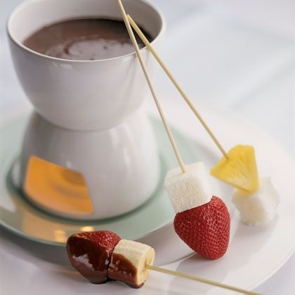 Chocolade Fondue AH Heerlen Parkstad Limburg