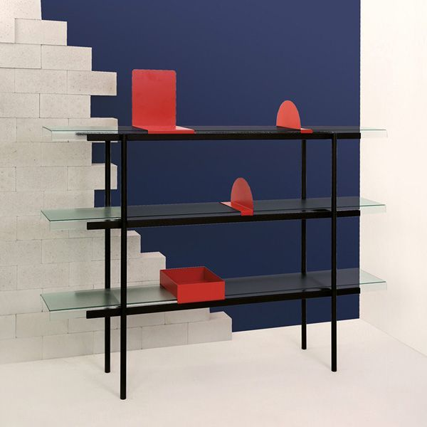 Libreria Passerelle - design Sebastian Herkner - Pulpo