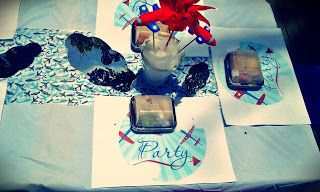 Vivid Weddings and Events : Aeroplane Themed 1st Birthday Party