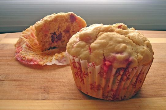 Coconut & Lime // Rachel Rappaport: Gooseberry Muffins