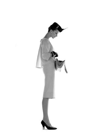 1958. Photo by Jerry Schatzberg (B1927)