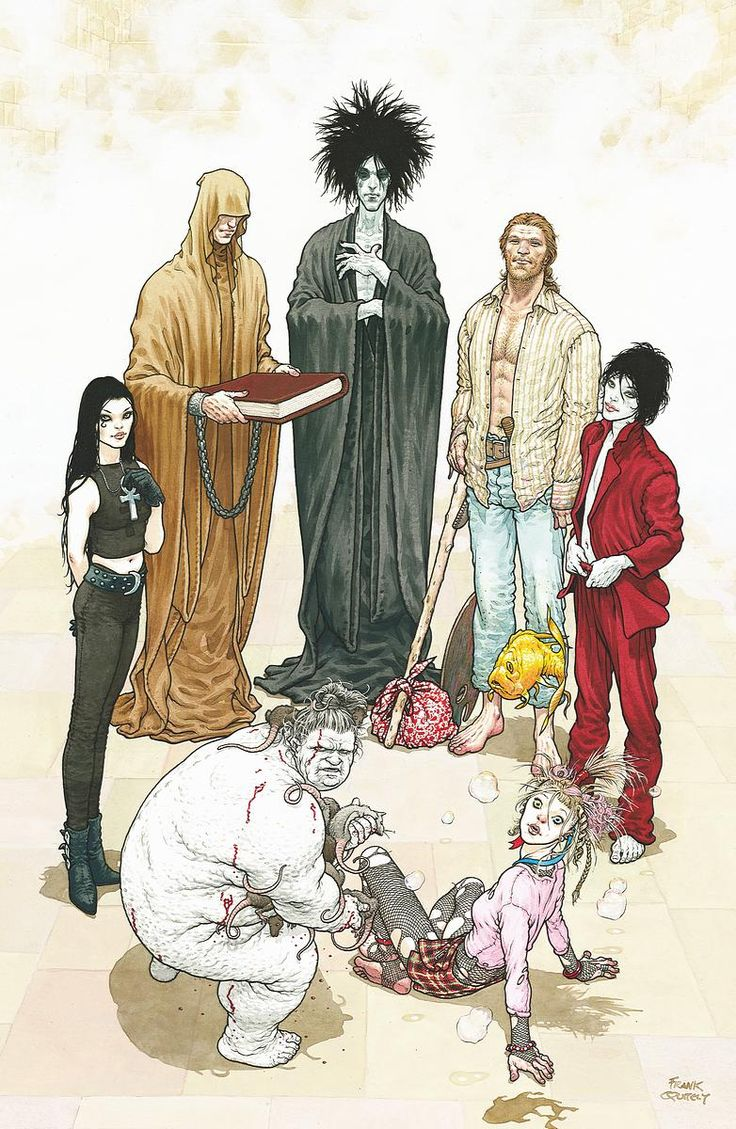 The Endless by Frank Quitely