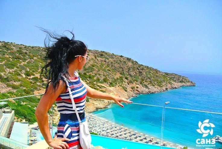 Greece, Crete, Sunz. Греция, Крит, Санз.
