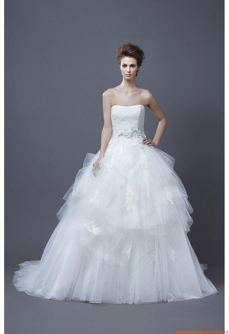 28 best robe de mariée enzoani images on Pinterest | Short wedding ...
