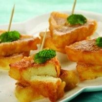 SPANISH FRIED CUSTARD (SPANYOL) Sajian Sedap