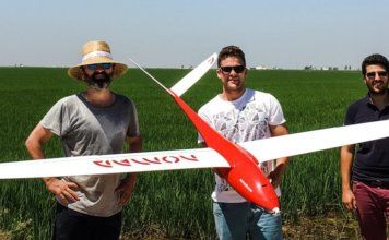 Novadrone and Sevilla University research rice crop optimisation
