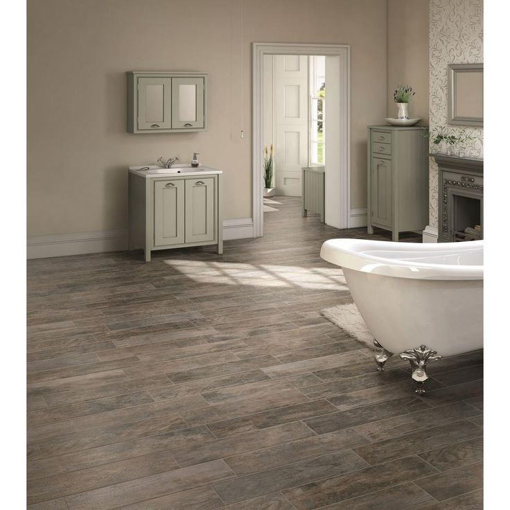 Montagna Rustic Bay 6 In X 24 In Glazed Porcelain Floor And Wall Tile Sq Ft Case