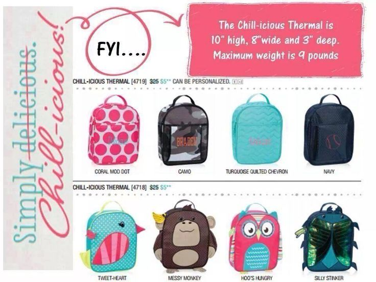 Thirty One August Customer Special $10  Chill-icious Thermal Back to school gear, lunch box, healthy snacks, healthy food