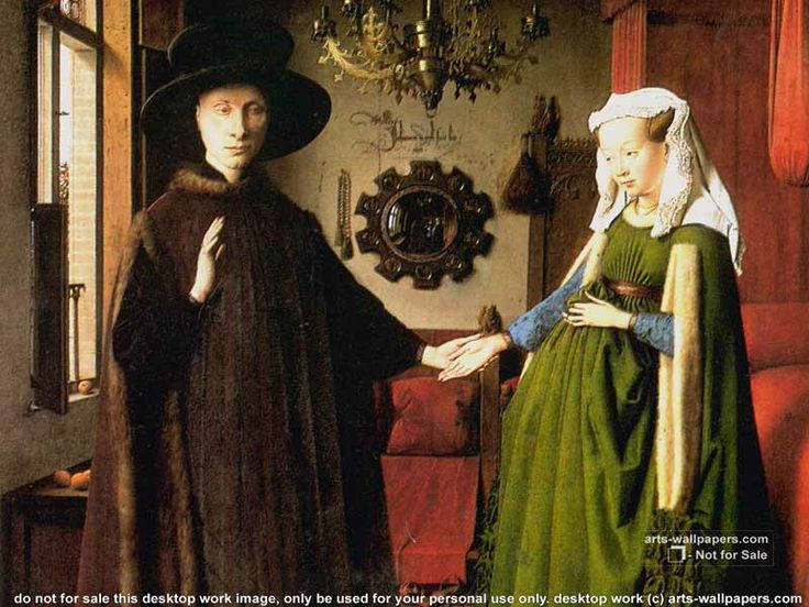 Van Eyck-Arnolfini Wedding