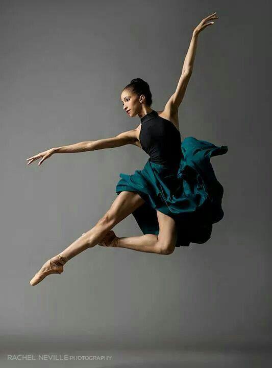 Salto. Danza