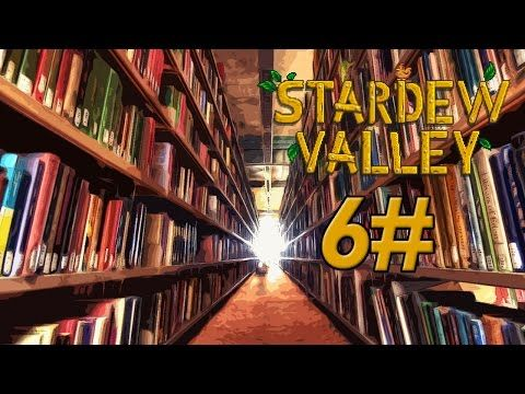 VISITING THE MUSEUM AND DONATING SOME JUNK | Stardew Valley #6 (Becoming The Best Museumer) - YouTube