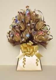 A bouquet alternative to trees, sweet!