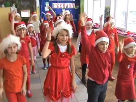 Taniec dla św. Mikołaja - YouTube