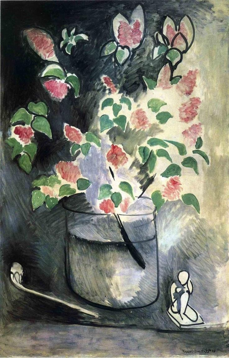 '색색깔 꽃의 화가' 앙리 마티스 네이버 포스트 꽃 예술, 꽃그림, 그림