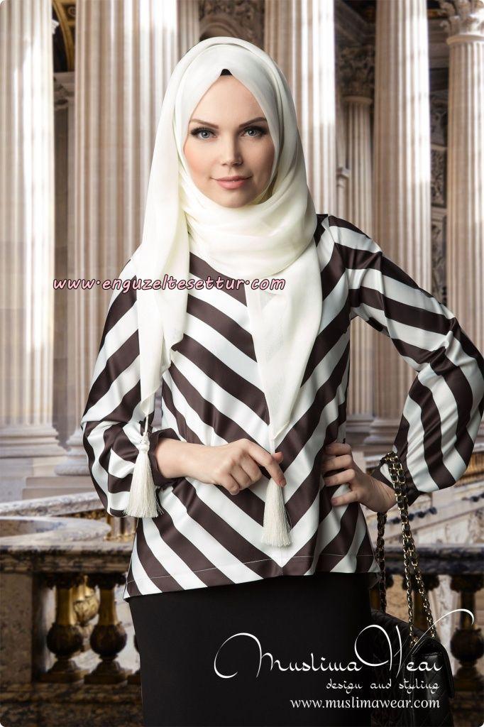 muslima wear 2014-2015 koleksiyonu iç göstermeyen uzun kapalı tesettür elbise modelleri Muslima Wear 2014-2015 Elbise Etek Ceket Bluz Şal Modelleri http://www.enguzeltesettur.com/muslima-wear-2014-2015-elbise-etek-ceket-bluz-sal-modelleri #siyahbeyaz #monokrom #monokromatik #cizgili #uzunkollubluz #tesetturgiyim #tesettur #kapaligiyim #uzunkollu #stripe