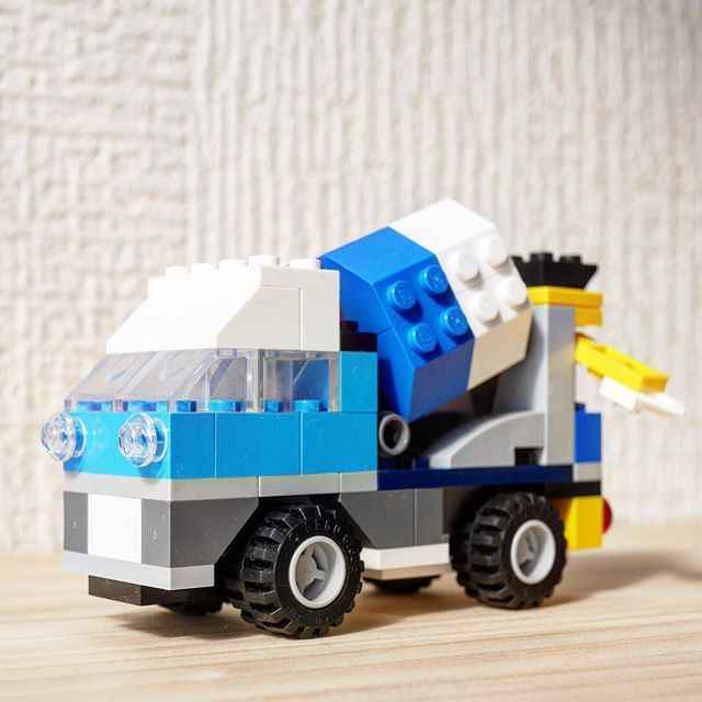 Lego Garbage Truck Instructions Classic