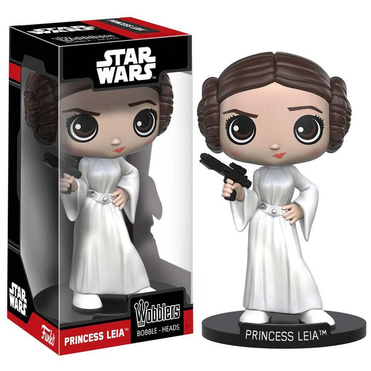 Funko Wacky Wobbler: Star Wars Classic Pricess Leia