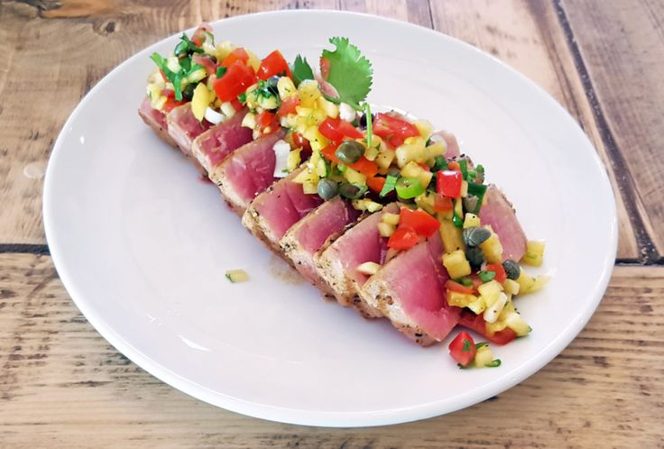 ... about Grilled Tuna on Pinterest | Grilled Tuna Steaks, Tuna and Steaks