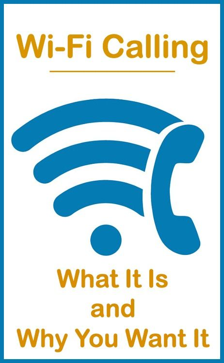 Find out what Wi-Fi Calling is and how you can use it to save money, get better reception and save your minutes. via @wonderoftech