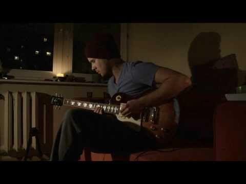 Funkadelic - Maggot Brain (cover by Łukasz) - YouTube
