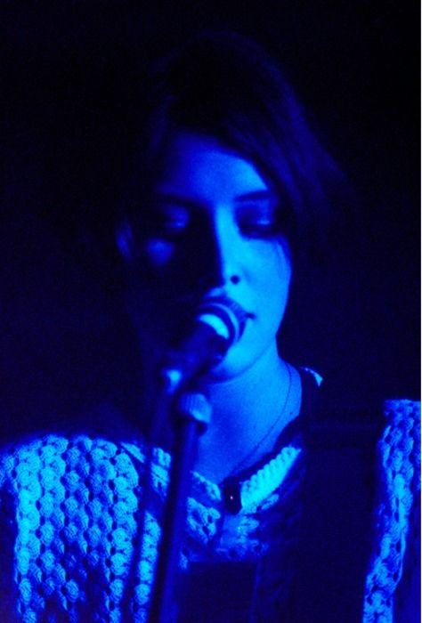 Rachel Goswell (Slowdive, Mojave 3, Solo project).