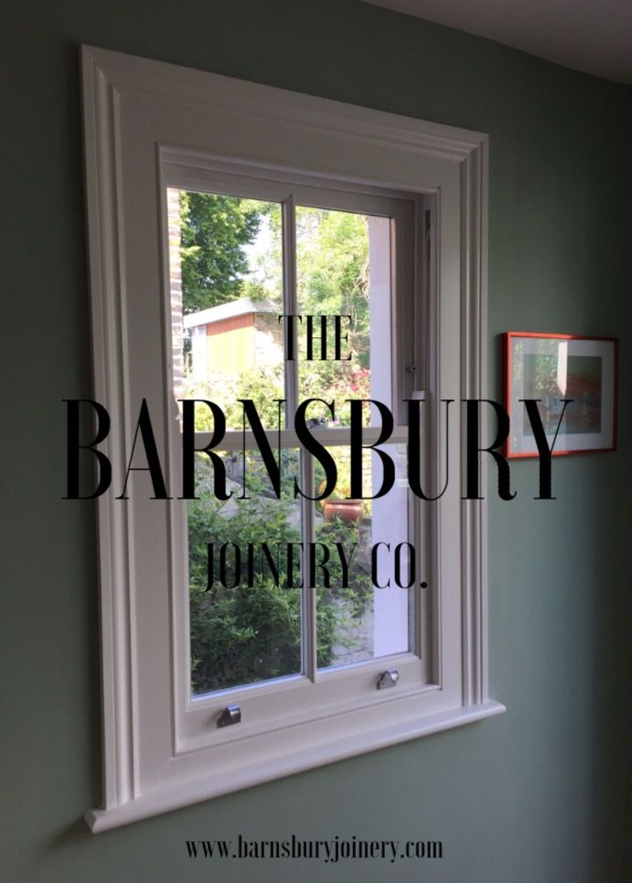 BOOK NOW to have your sash windows and box frame restored and draught proofing system fitted this winter for only £370 + VAT  #barnsburyjoinery #joinery #london #windows #restoration #homes