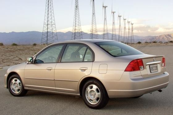 2003-2005 Honda Civic Hybrid: Used Car Review featured image large thumb4