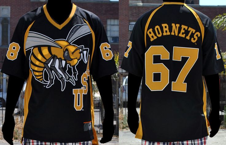 Alabama State University Football Jersey - Brothers and Sisters' Greek Store