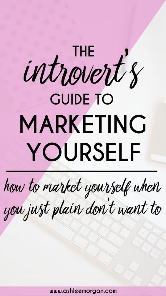 Marketing yourself is a tough but necessary evil when it comes to running a successful small business. It's even tougher when you're an introvert! Here are some tricks to make marketing yourself as an introvert less scary.