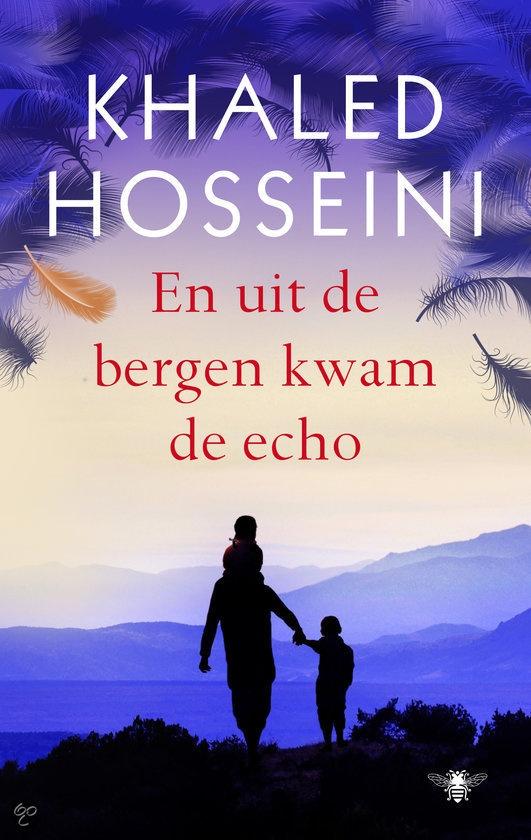 """Na """"De vliegeraar"""" en """"Duizend schitterende zonnen"""" is dit nieuwste boek van Khaled Hosseini opnieuw een magnifieke prestatie."""