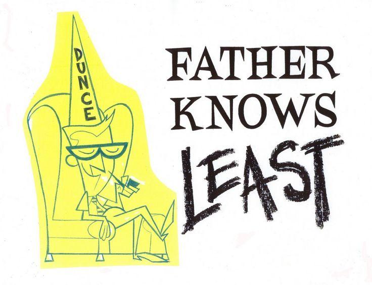 """""""Father Knows least"""" - Dexters Lab, Chris Battle"""