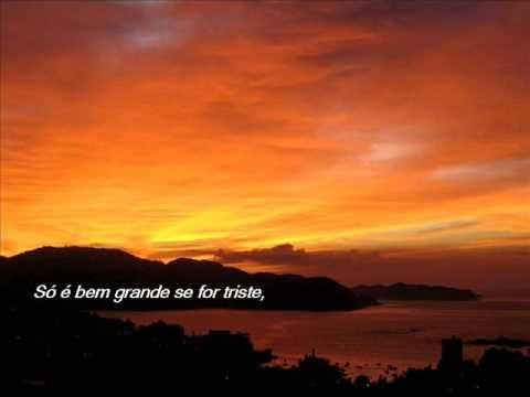 """MARIA BETHANIA - """"Eu não existo sem você"""" (de Tom Jobim e Vinícius de Moraes)"""